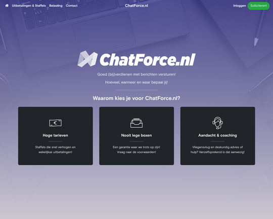 ChatForce Logo